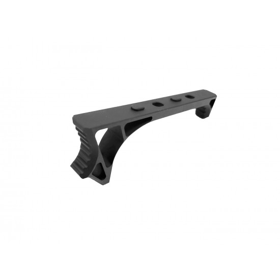 Raven Curved Fore Grip (BK)
